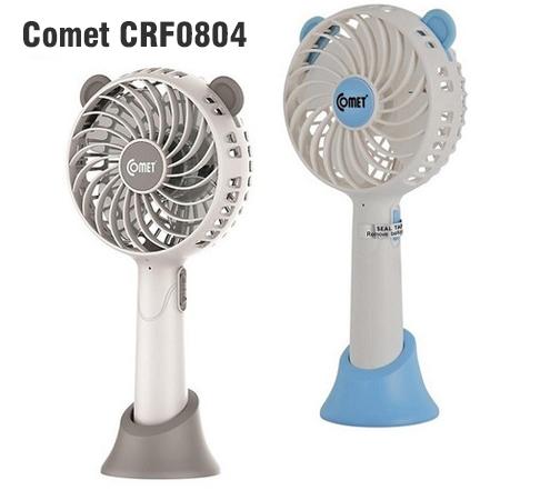 Quạt mini cầm tay Comet CRF0804