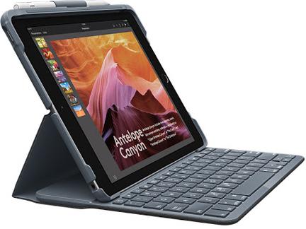 keyboard iPad Slim Folio