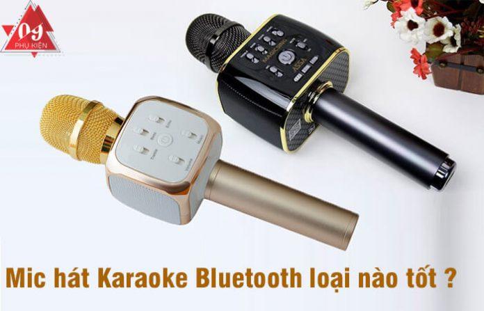 Mic hat Karaoke Bluetooth tot