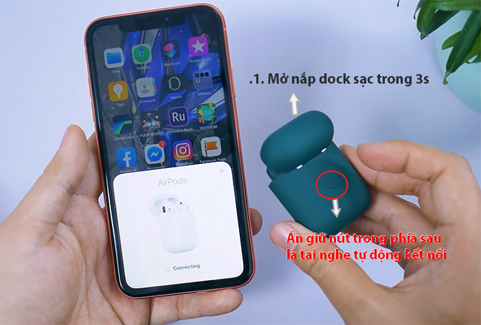 cach su dung nghe i27 Pro Max 3