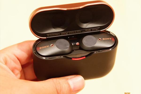 danh gia tai nghe Sony WF-1000XM3 3