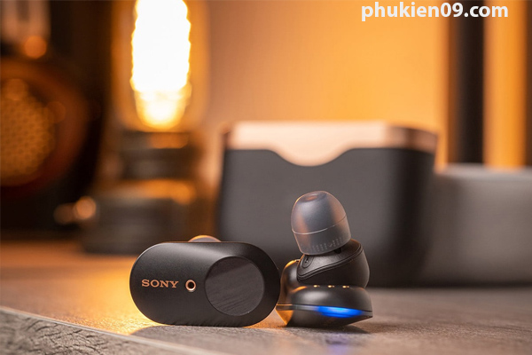danh gia tai nghe Sony WF-1000XM3 4