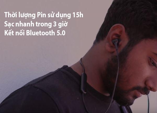 danh gia tai nghe Sony WI-XB400 5
