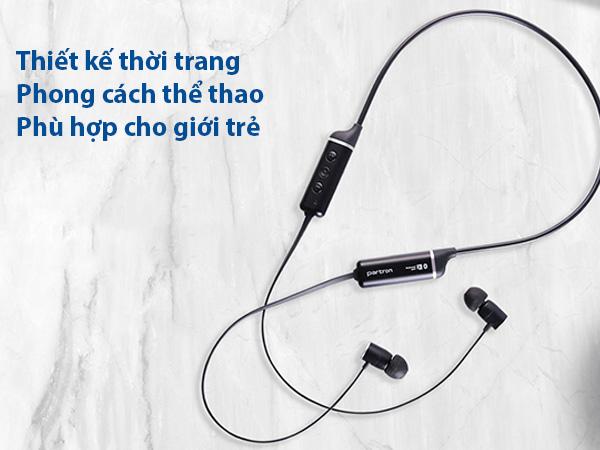 danh gia tai nghe partron PBH-400 1